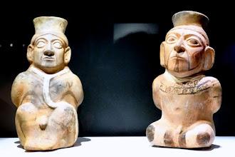 Expo : Le Pérou avant les Incas - Musée du quai Branly - Jacques Chirac - Jusqu'au 1er avril 2018