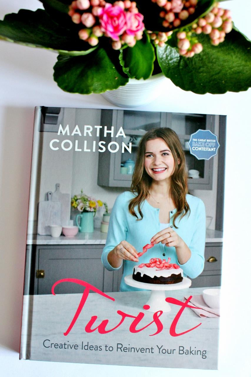 Twist by Martha Collison Book