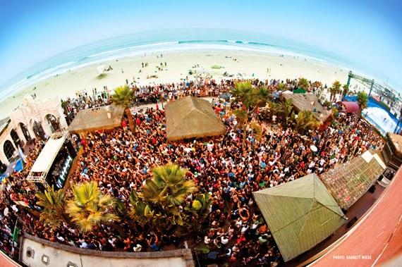 Balada Wave Pool Partie San Diego