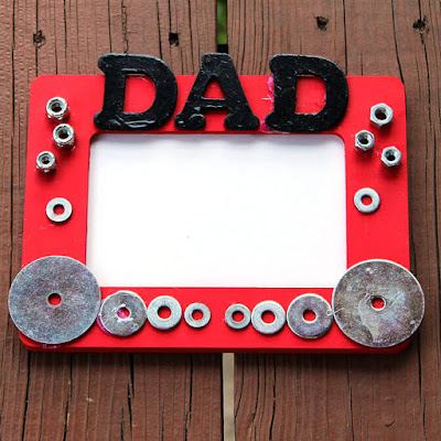 Fathers Day Frame-Ideas