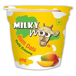 Milky Moo Aam Dahi