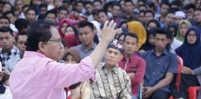 OSO Isyaratkan Dukung Rizal Ramli sebagai Penantang Jokowi