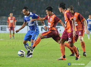 Prediksi Pertandingan Persib Bandung vs Borneo FC Sabtu 20 Mei 2017 di GBLA