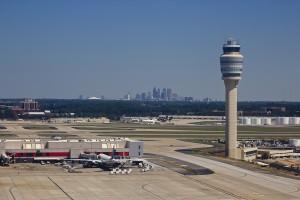 Aeropuerto Internacional Hartsfield Jackson de Atlanta es el aeropuerto mas transitado del mundo