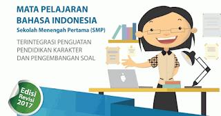 Modul PKB Bahasa Indonesia SMP Revisi 2017 dejarfa.com
