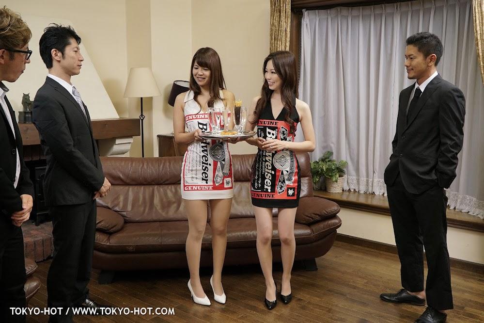 [Tokyo-Hot] 2017-01-07 e1060 Nana Sakurai & Anna Nakai 桜井なな中井杏奈 [366P195MB]