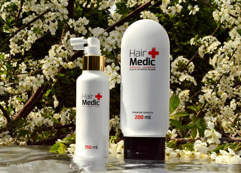 Hair Medic kosmetyki przeciw wypadaniu włosów