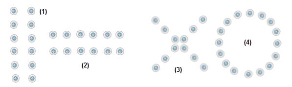 Gambar Pola Lantai Vertikal, Horisontal, Diagonal dan Garis Melengkung