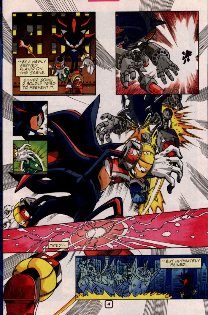 Read online Sonic The Hedgehog comic -  Issue #98 - 6