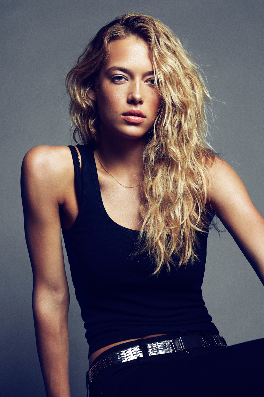 Kim Dawson Agency: Hannah Ferguson shot by Stephan Wurth