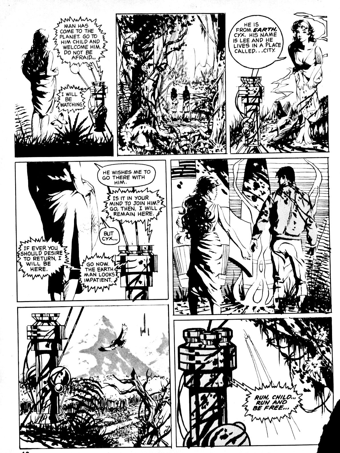 Nightmare (1970) issue 14 - Page 46