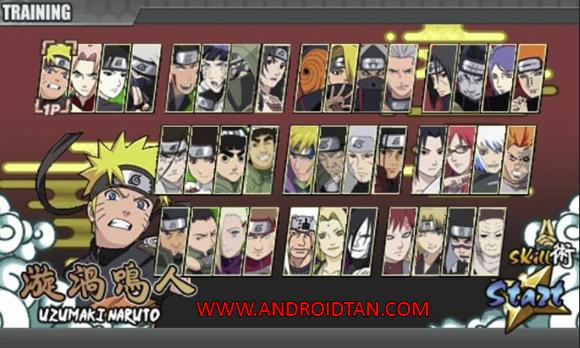 Naruto Senki Mod Unprotect Apk Ori for Android