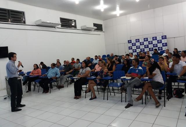CHAPADINHA -Sebrae e BNDES promovem Seminário de Crédito