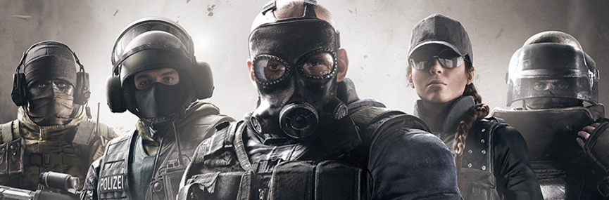 A Beginner's Guide on the Operators of Rainbow Six Siege