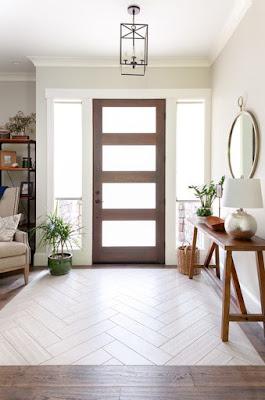 Tips Membuat Foyer Tampak Cantik