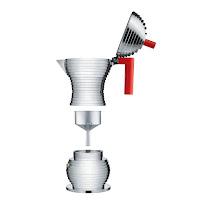 Alessi Pulcina Stove-top Espresso Maker