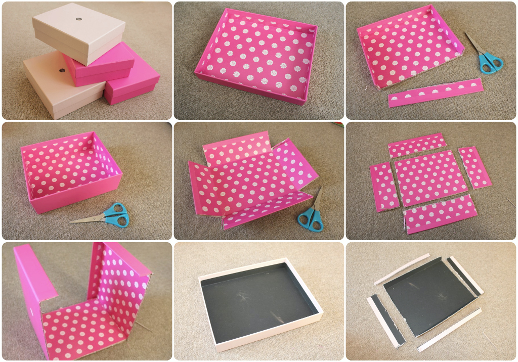 diy makeup storage box - photo #37