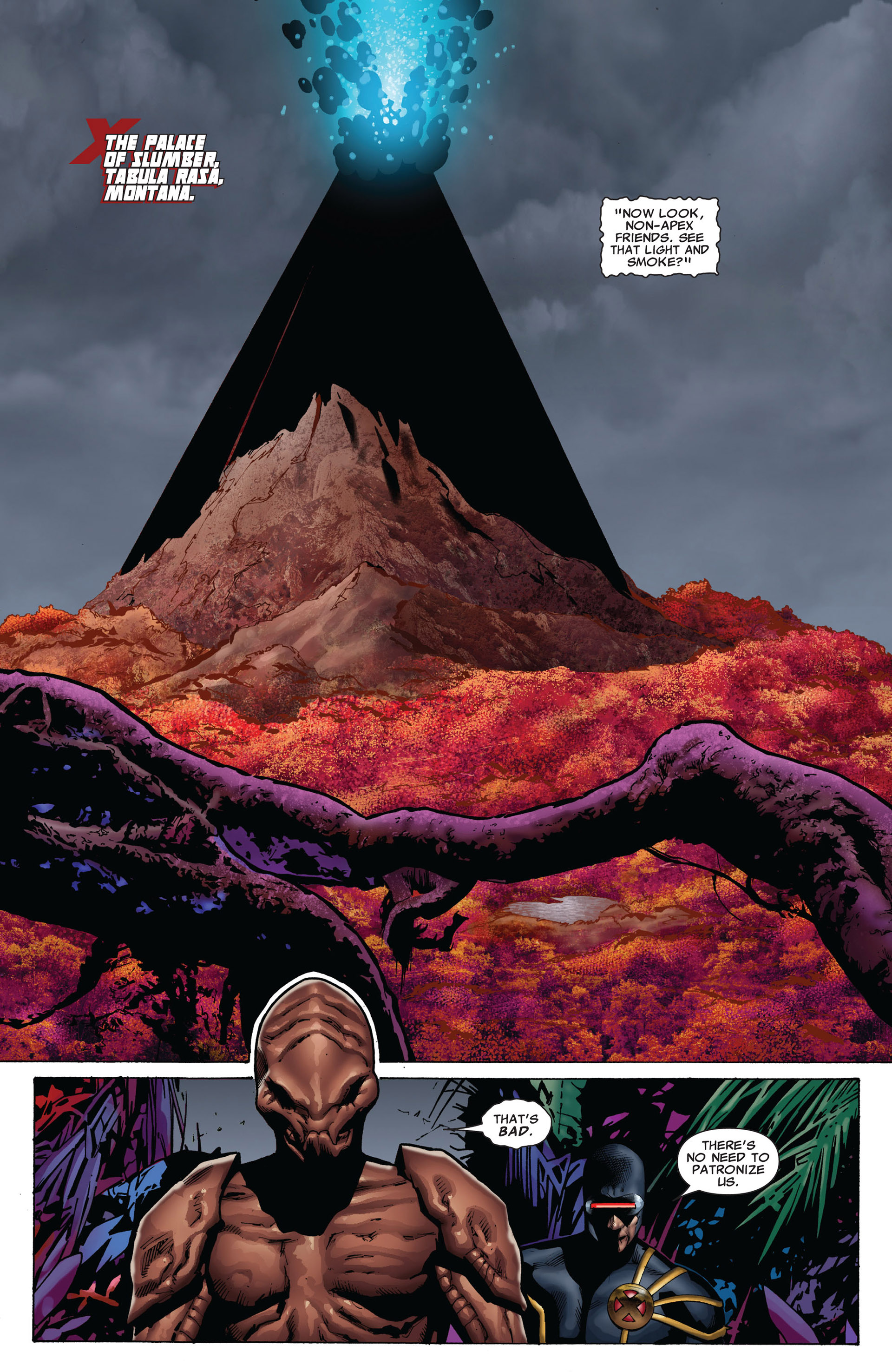 Read online Uncanny X-Men (2012) comic -  Issue #7 - 3