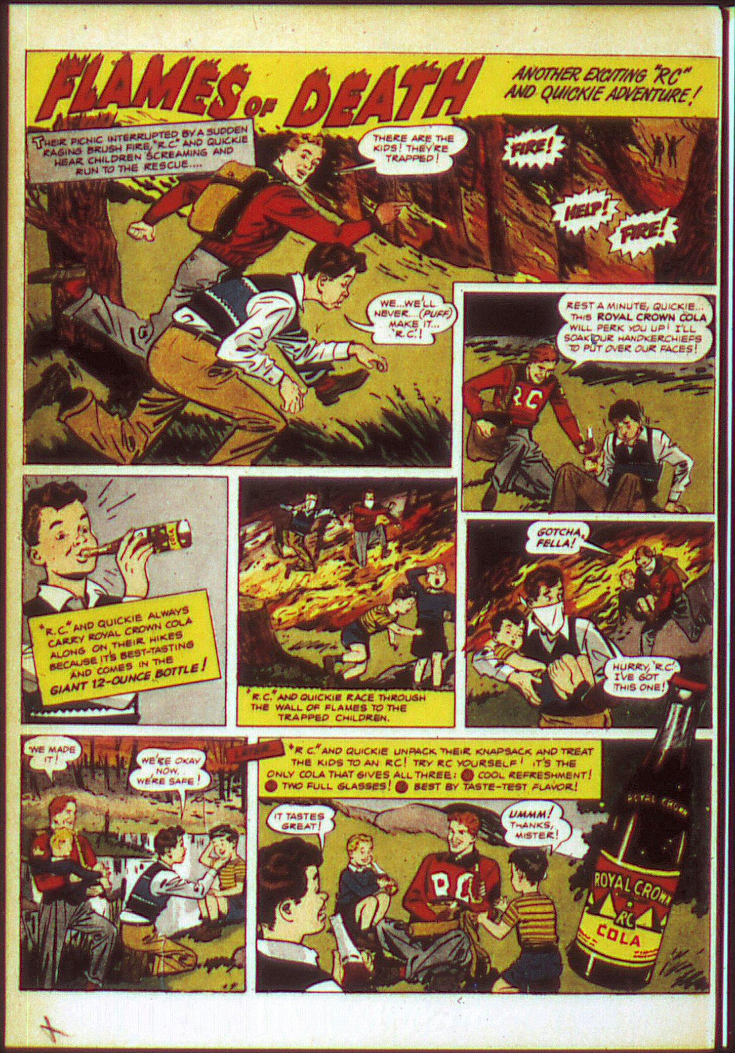 Read online All-Star Comics comic -  Issue #49 - 52
