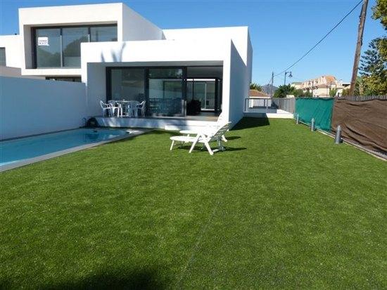 Chalet en venta frente club golf Grao Castellón