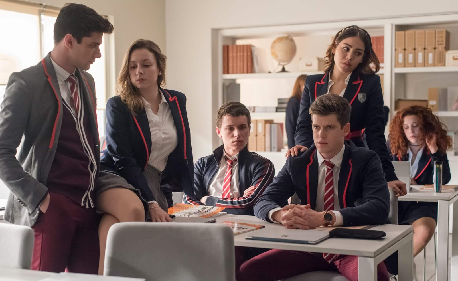 TV with Thinus: REVIEW  A girl at a private school is