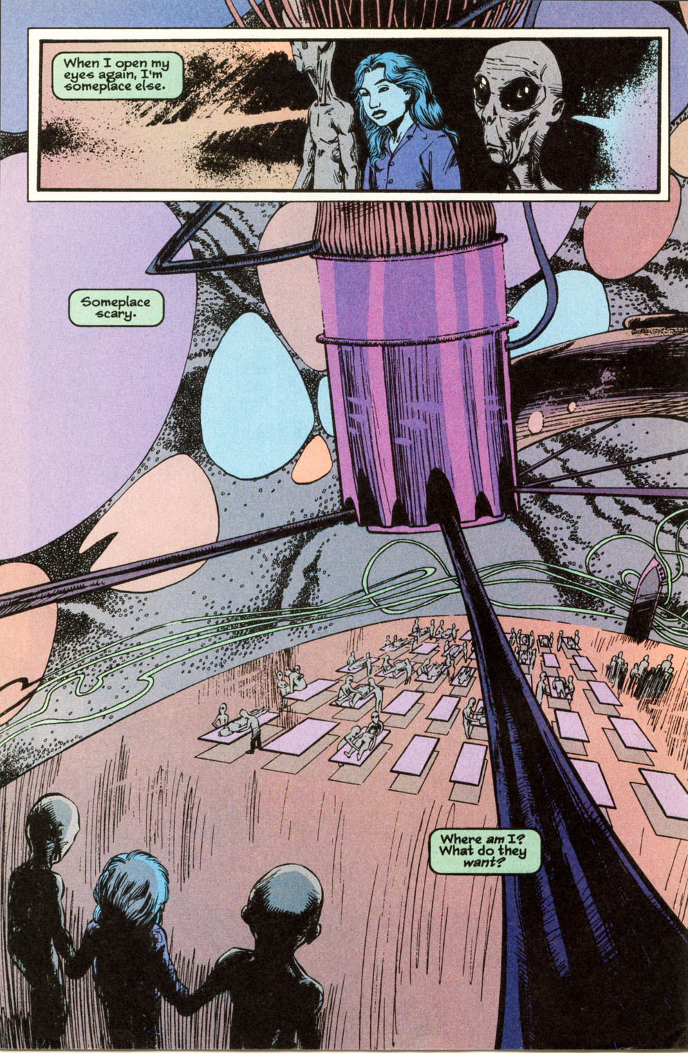 Read online Animal Man (1988) comic -  Issue #84 - 11