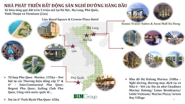 Nhà phát triển bất động sản nghỉ dưỡng hàng đầu Việt Nam