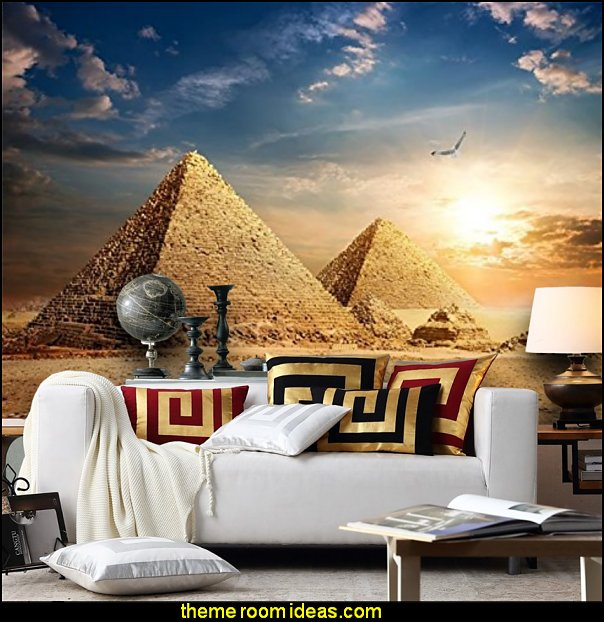 Egyptian theme bedroom decorating ideas - Egyptian theme decor