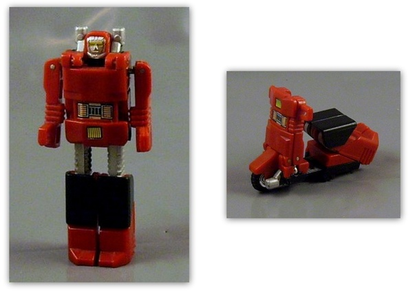 The Night Cruiser: 8 Gobots That Will Shut Your Whore Mouth
