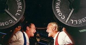 STRENGTH FIGHTER™: Dr Squat Fred Hatfield vs Tom Platz