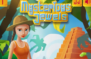 Mysterious Jewels Match 3 Online Games