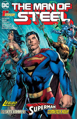 Man-of-Steel - Earth 2 Volumen 1 [New 52] - Descargas en general