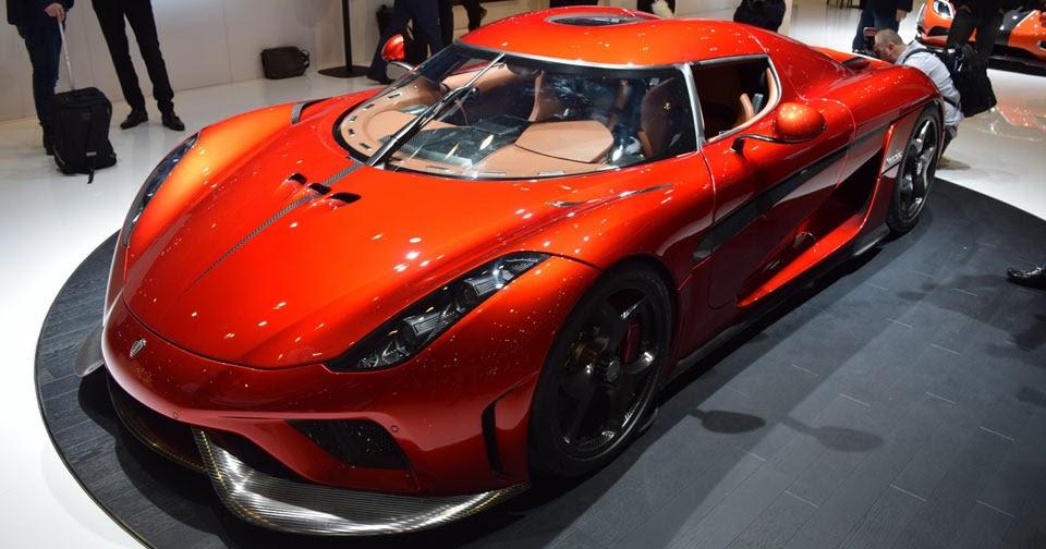 Koenigsegg To Sell The Regera Down Under