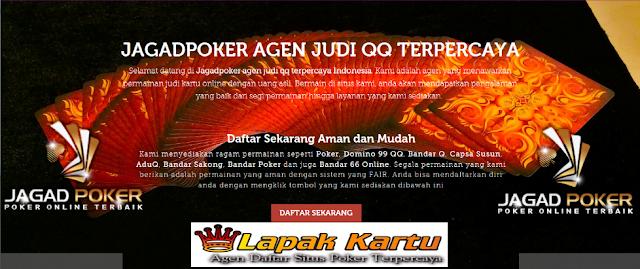 Agen Poker Domino99 Teraman Dan Terpercaya 2018 - JagadPoker