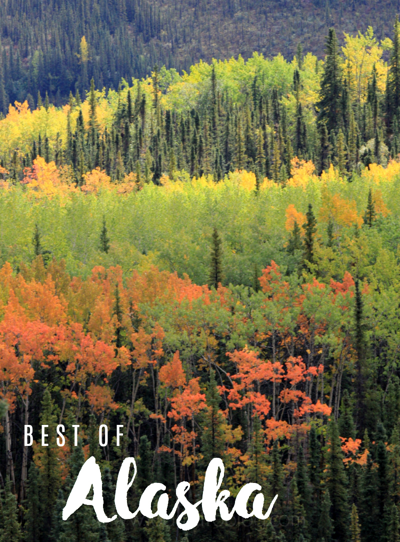 To & Fro's Best of Alaska