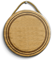 moldura com corda