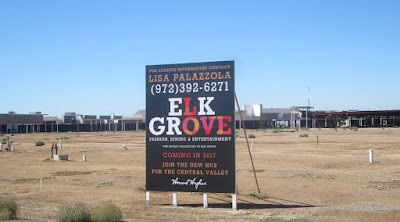 City of Elk Grove Sends Signals of Support For Proposed $400-million Casino