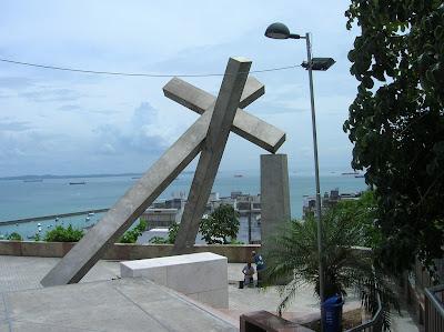 Mirador de Cravo, Salvador de Bahía, Brasil, La vuelta al mundo de Asun y Ricardo, round the world, mundoporlibre.com