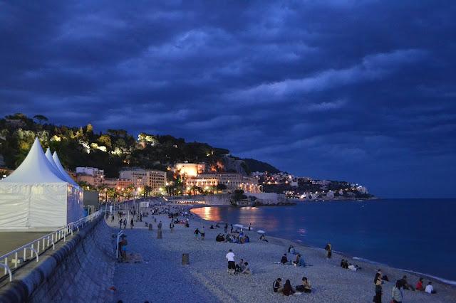 Baladas em Nice