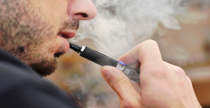 A Man Dies After The Explosion Of His Electronic Cigarette