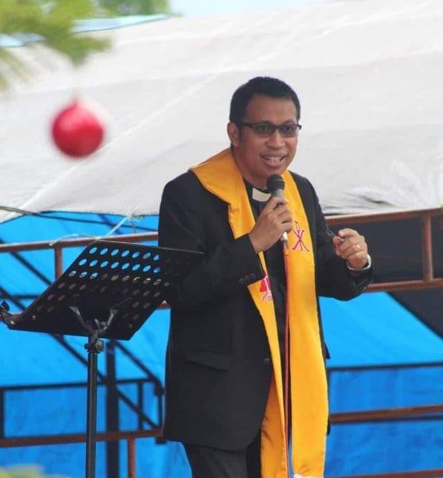 HUT Gereja Toraja ke-72, Pendeta Alfred Anggui: Apa yang Telah Kita Lakukan Untuk Orang Lain ?