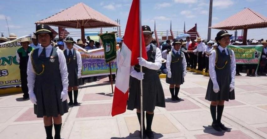 Colegios del distrito fronterizo de La Yarada Los Palos contarán con internet - Tacna