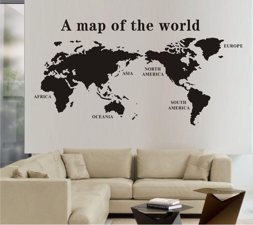 Modern Classic Świat Na ścianie
