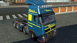 Volvo FH16 2009 by ohaha