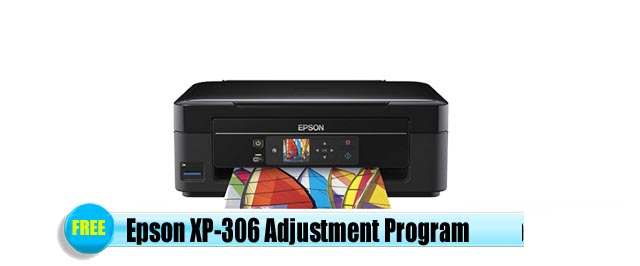 Epson XP-306 Adjustment Program