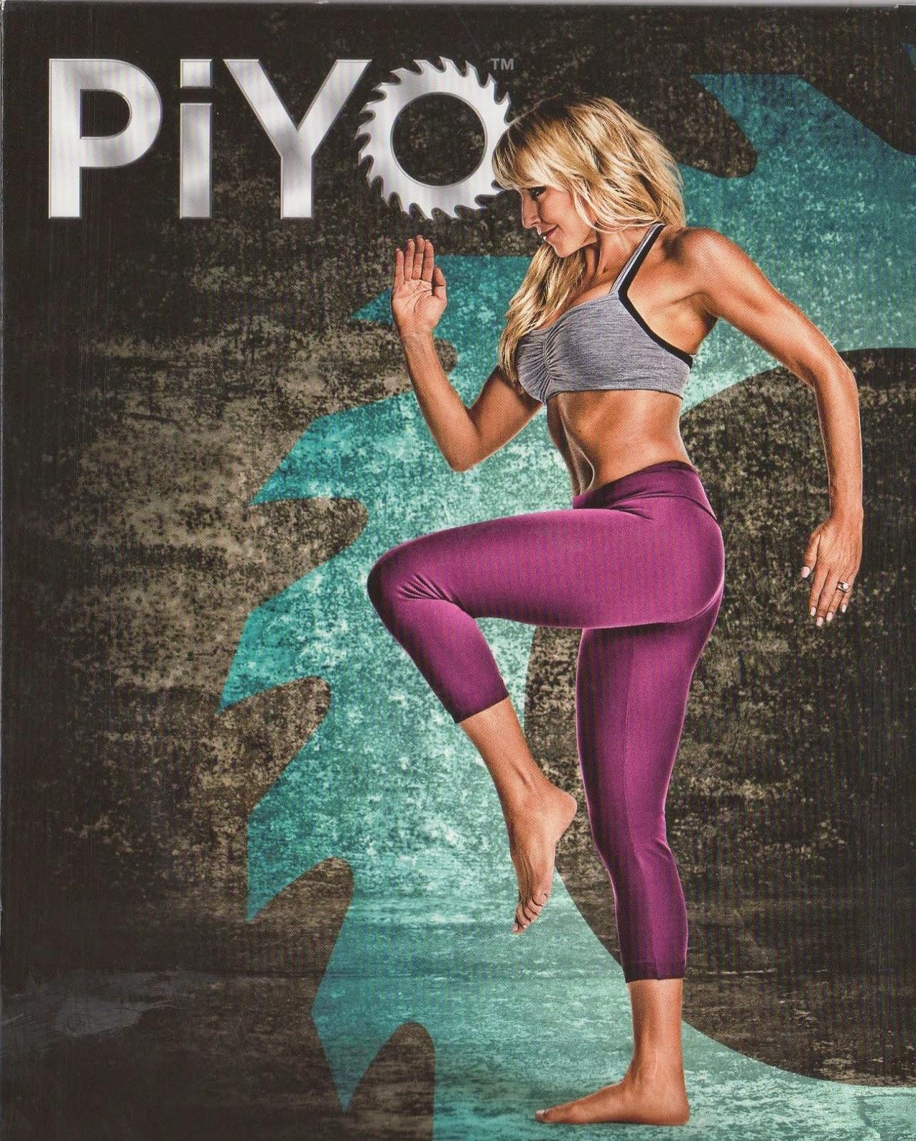 Saundra: PIYO Workout System - Information