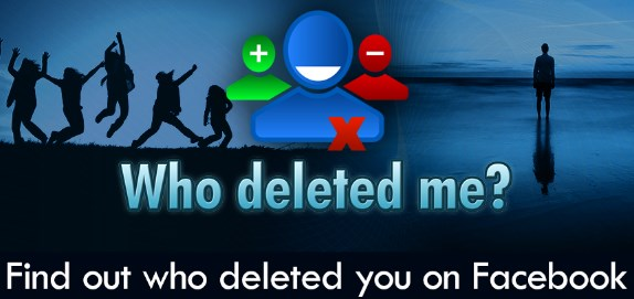 who deleted me on facebook app