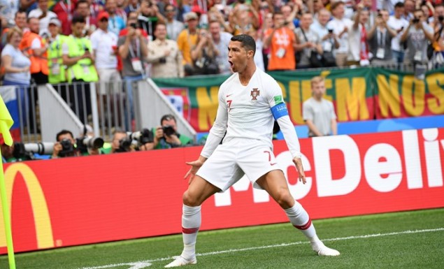 Ο Ρονάλντο 'ξελάσπωσε' την Πορτογαλία
