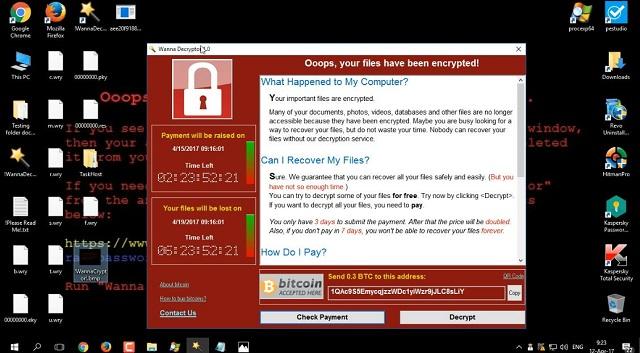 Daftar versi Windows yang rawan terkena serangan ransomware wannaCRY