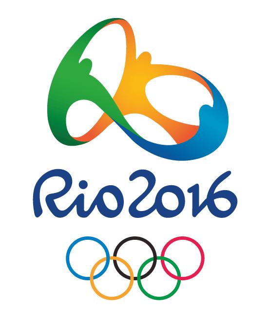 Logo oficial Olimpiadas Rio 2016